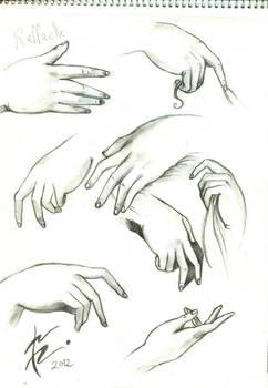 Keneru 2012 - Raffaello's Hands