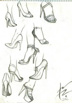 Keneru 2012 - Heels
