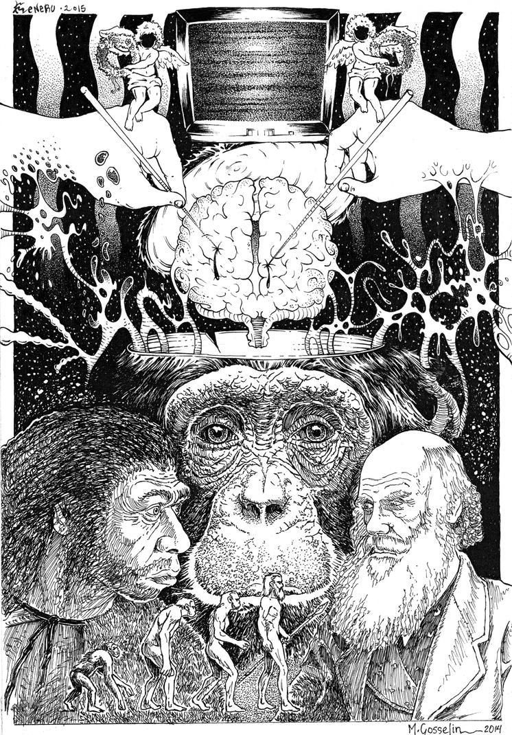 Keneru 2015 and Marc Gosselin 2014 - MINDRAMA by Keneru92
