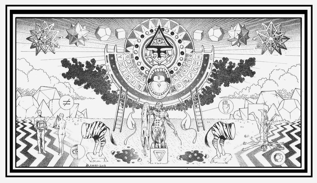 Keneru 2015 - Alienation by Keneru92