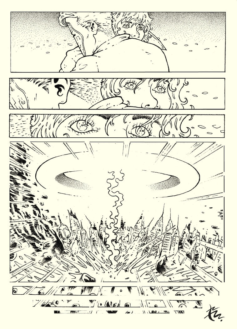Marea - PAGE 4 (OF 4) by Keneru92