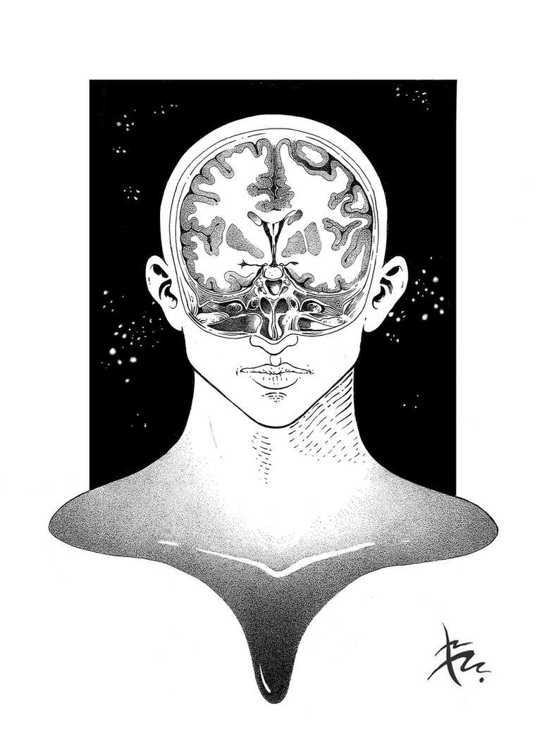 Domenico Di Francia K. 2016 - Cerebrum by Keneru92