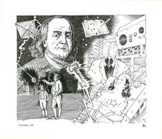 K. and Marc Gosselin -The Benjamin Franklin Method by Keneru92