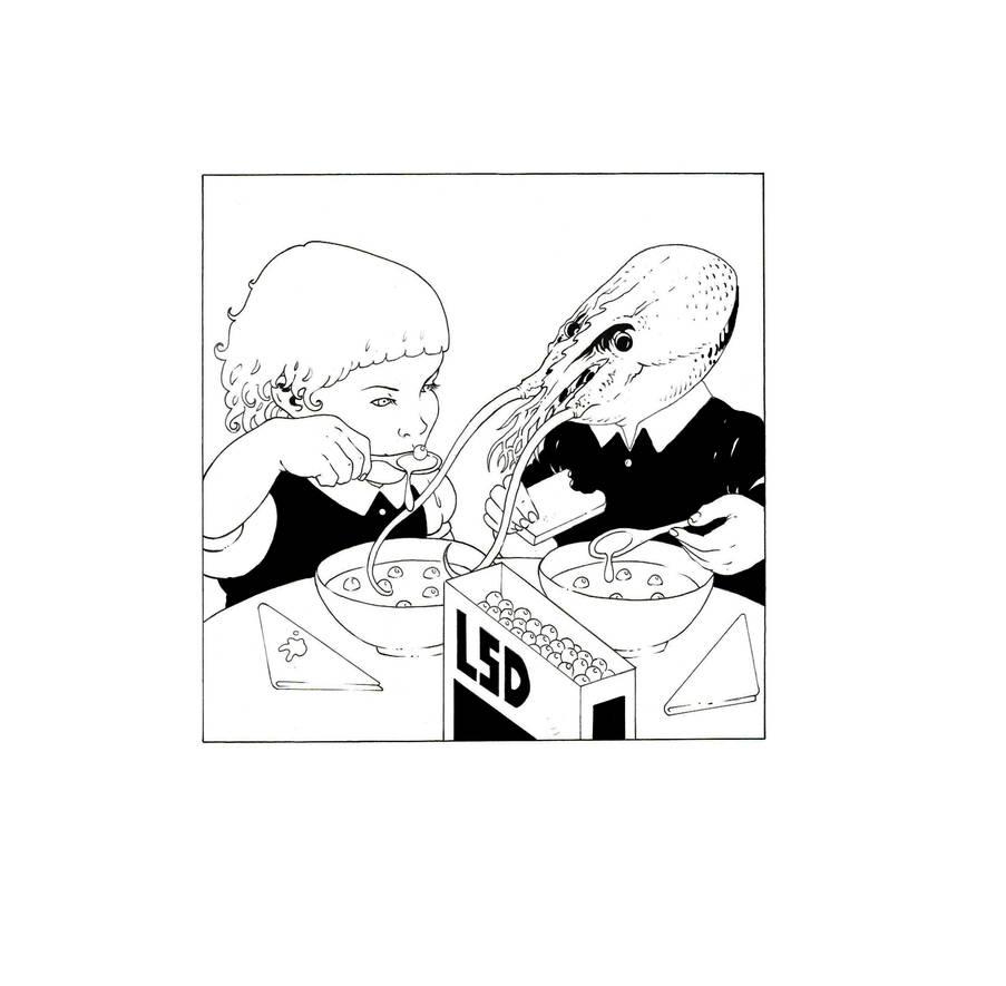 Domenico Di Francia K - #011 Acid and Marmalade by Keneru92