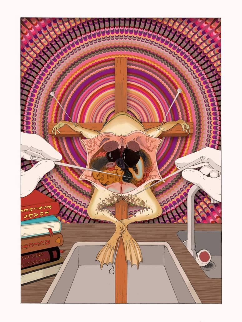 Book Cover - Psicotropia