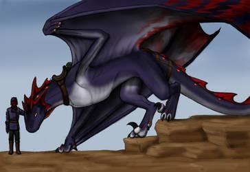Sky Raptor by daidaishar