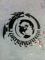 Jormungandr Stencil