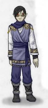 Teddy costume design by daidaishar