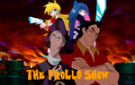 The Frollo Show (Wallpaper, I guess?)