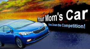 SSB4 Newcomer: Your Mom's Car
