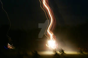 Lightening Fireworks