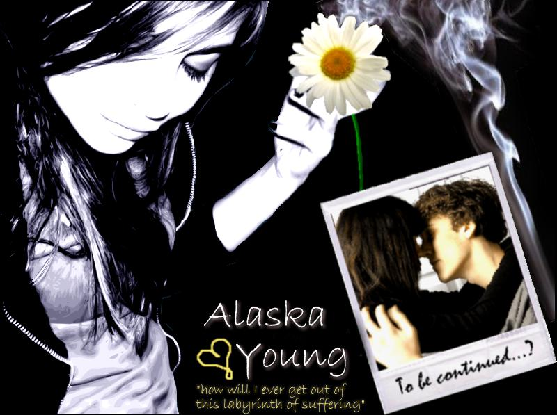 Looking For Alask: Looking For Alaska By A-lanna On DeviantArt