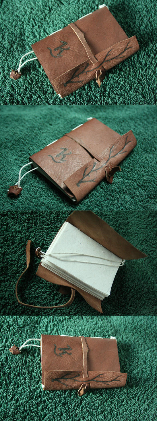 Real Leather Crafts Holster Kit