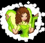Com: Emma fairy halfbody