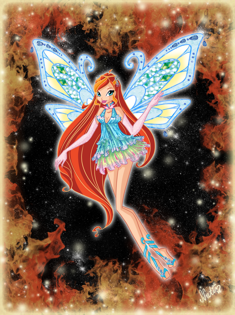 Bloom Enchantix by LaminaNati
