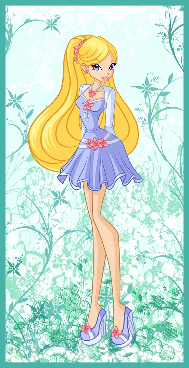 Totally Winx At__analeight_spring_dress_by_laminanati-d5h9z3p