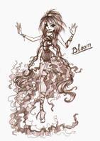 Bloom Sirenix(old concept Sirenix) by LaminaNati