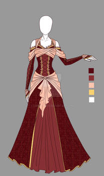 Adoptable outfit 4(closed)
