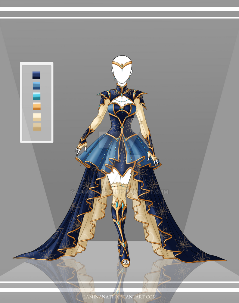 Adoptable Outfit Auction 27(closed) by LaminaNati