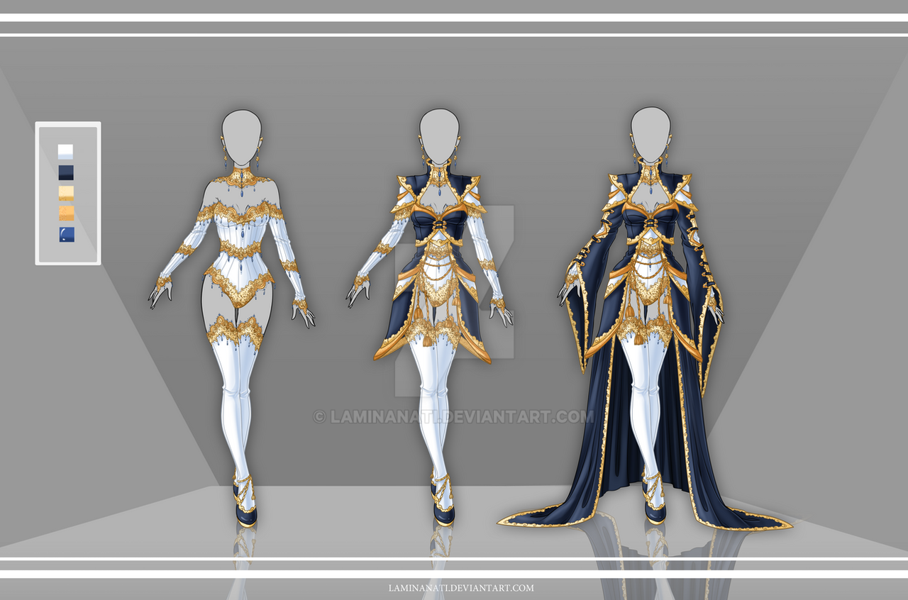 Adoptable Outfit Auction 48 Closed By Laminanati On Deviantart
