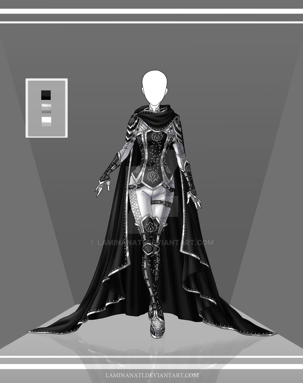 Com: Design outfit 6 by LaminaNati on DeviantArt