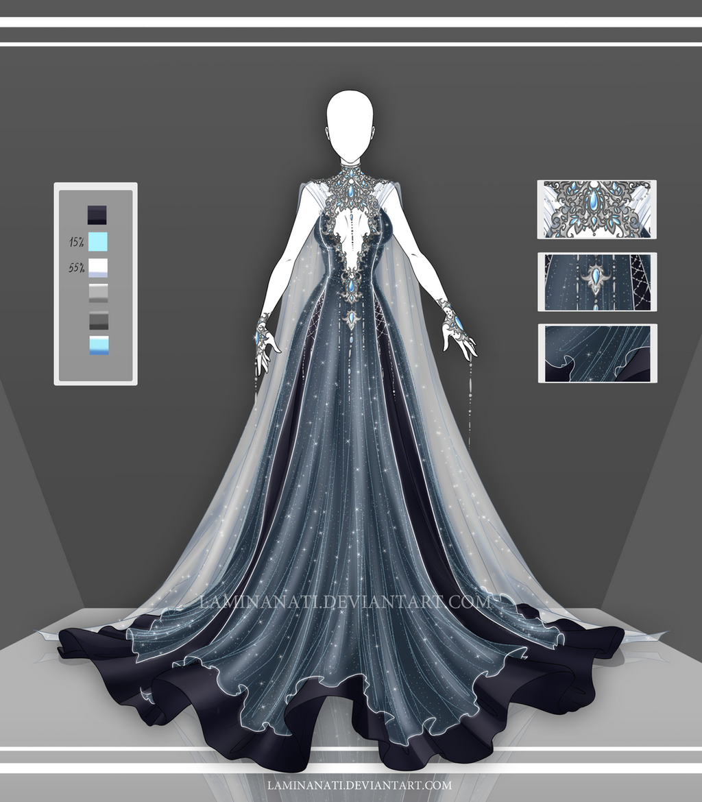 Adoptable Outfit Auction 57 Closed By Laminanati On Deviantart