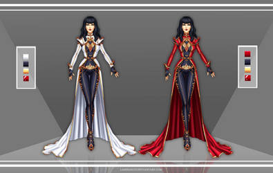Adoptable Outfit Auction 66(closed) by LaminaNati