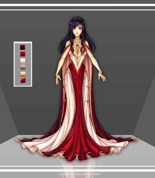 Adoptable Outfit Auction 69(closed) by LaminaNati