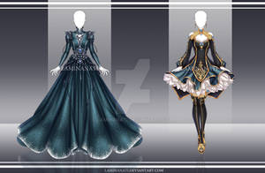 Adoptable Outfit Auction 83-84(close)