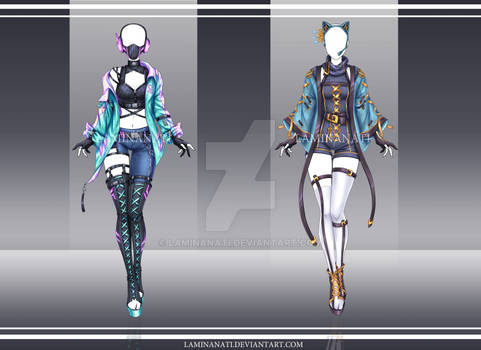 Adoptable Outfit Auction 85-86(closed)