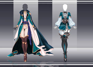 Adoptable Outfit Auction 96-97(closed)