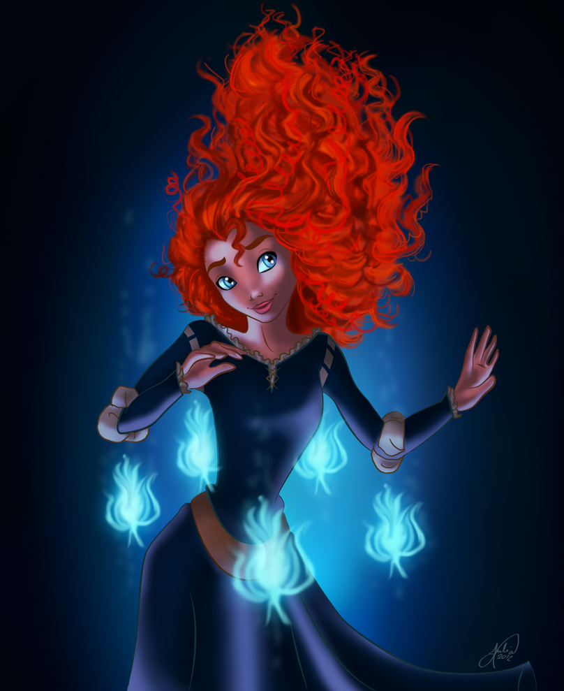 Merida by juliajm15