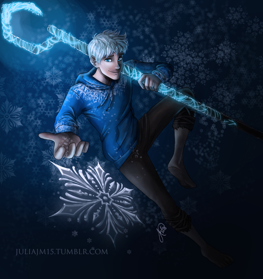 Jack Frost by juliajm15