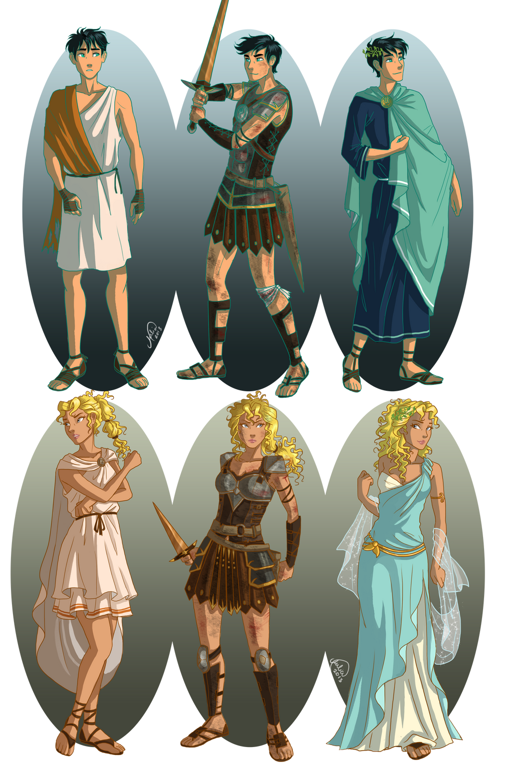 Ancient Greece by juliajm15