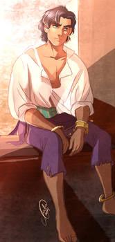 Male!Esmeralda