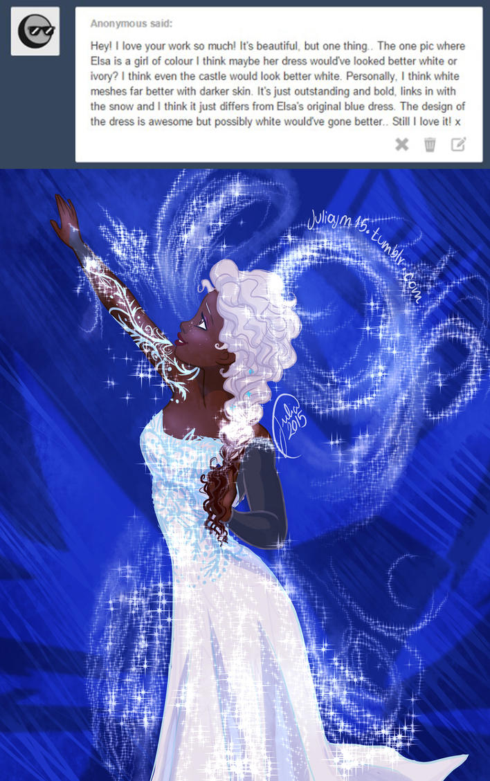White dress by juliajm15