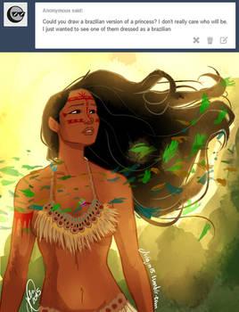 Pocahontas Redesign