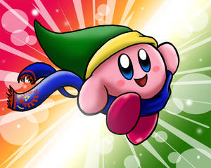 Hyrule Warrior Kirby