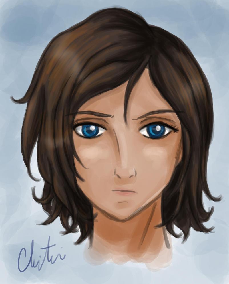 Korra Hair by CallistoHime