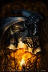 Dragon Knights Awakening Cover Art