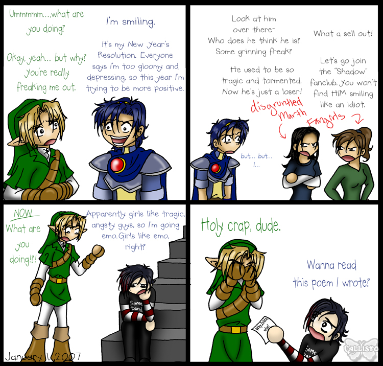 Resolutions by CallistoHime