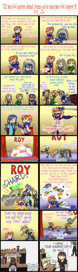 The Roy Show 3