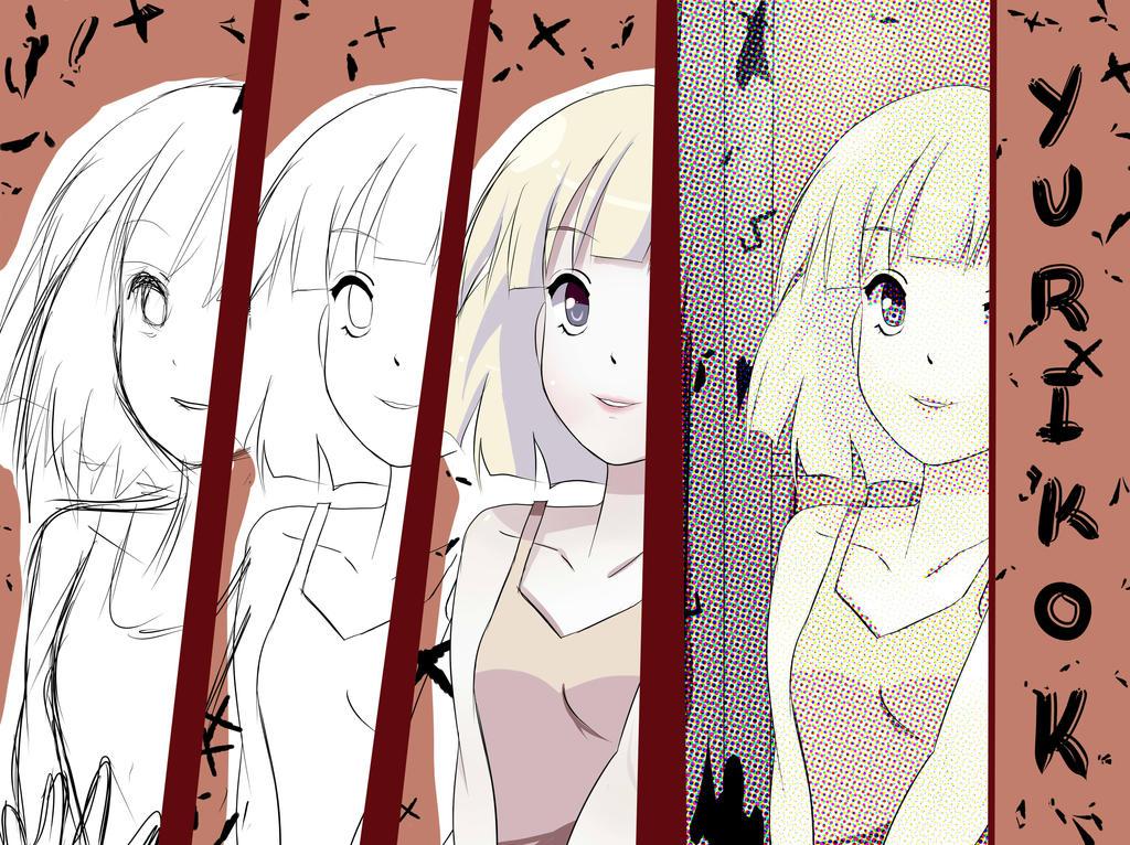 SIA CHANDELIER 2 by Yuriko-chan19