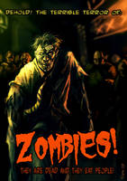 Zombies by EspenG