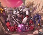 Megatron scraps Prime