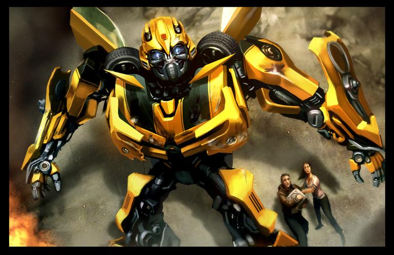 Bumblebee by EspenG