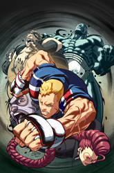 Street Fighter IV 4B