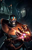The Infinity Gauntlet by EspenG