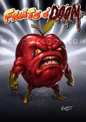 Apple of Indomitable Fury by EspenG