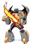 Transformers Animated Grimlock